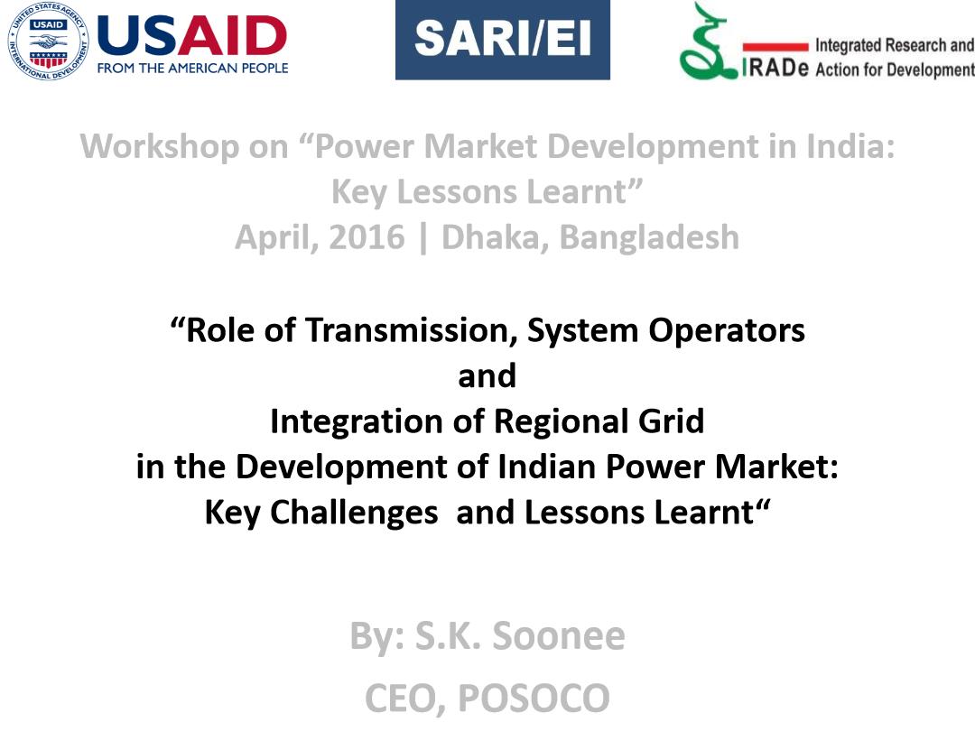 4.-SKSoonee_POSOCO_SARI_EI_Workshop_Bangladesh_21Apr2016_R1