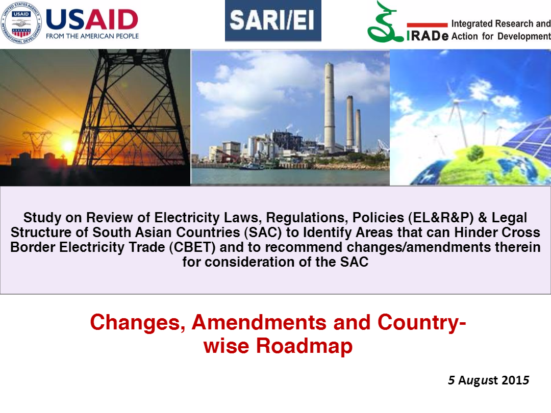 4SARI-EI-IRADe-Mercados-KPMG-TF-1-Changes_and_Amendments_Country-wise_Roadmap-04-08-2015