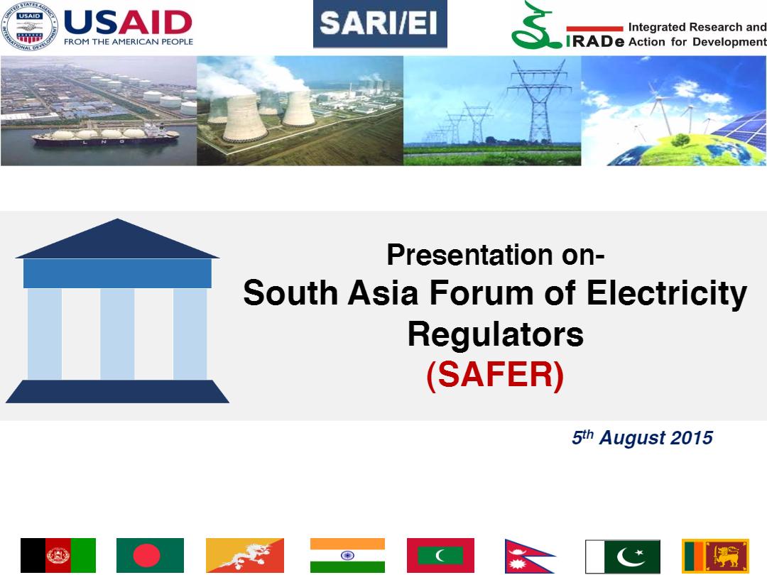 8SARI-EI-IRADe-Mercados-KPMG-Presentation_on_SAFER_Dinner_Meeting_5th_August_2015-04-08-2015
