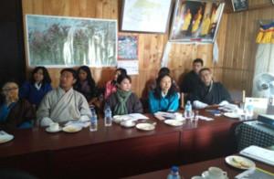 SARIEI-Technical-Delegation-visit-to-Thimpu
