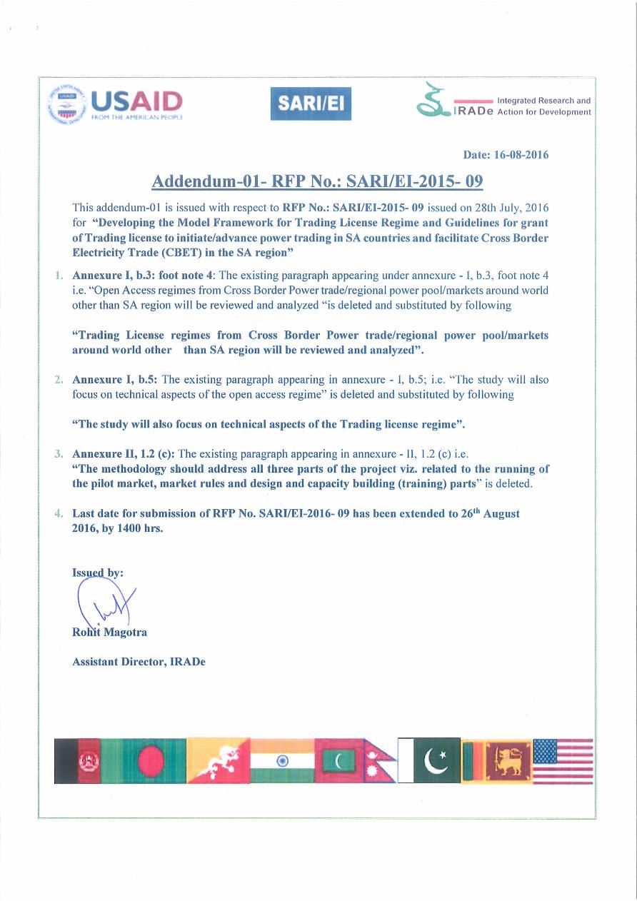 Addendum-and-clarification-RFP-2015-09