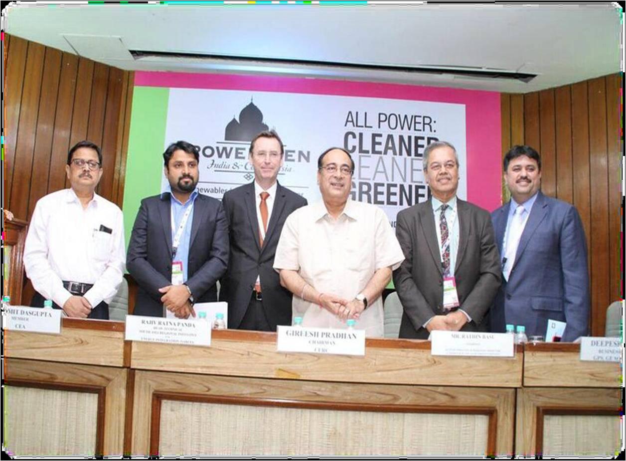 POWER-GEN India & Central Asia Conference-Pragati Maidan, New Delhi, India((18th -20th May, 2016)