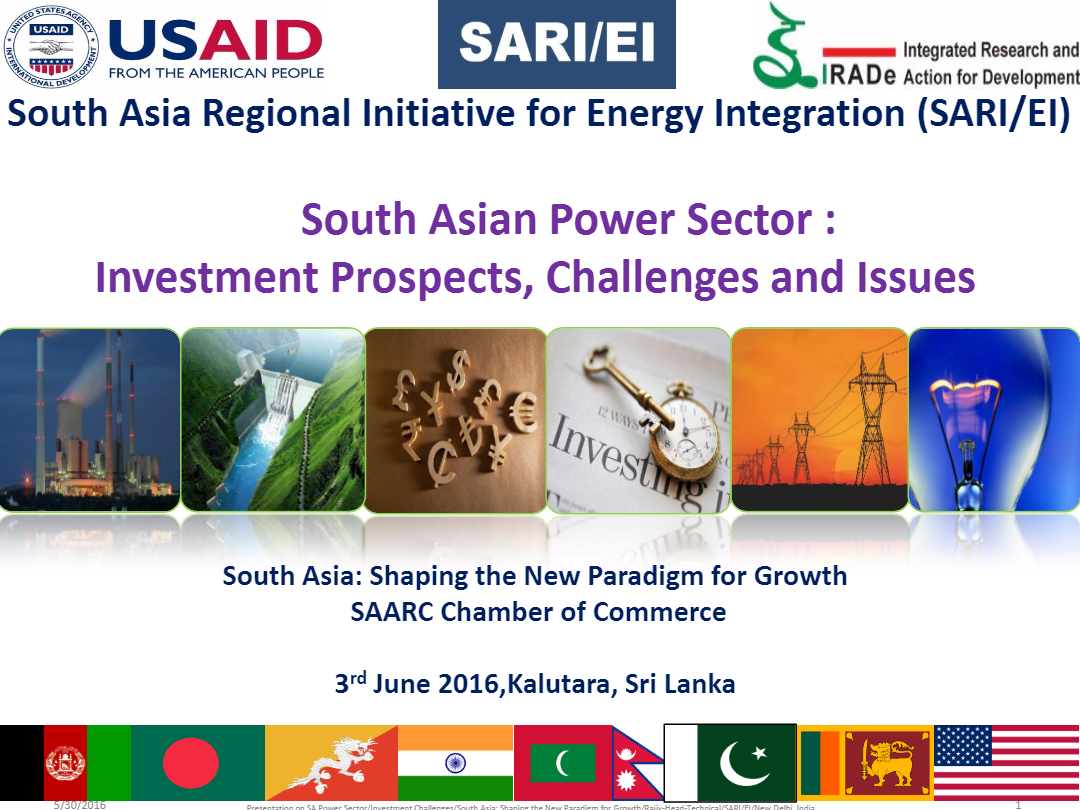 SAARC-Chamber-of-Commerce-South-Asian-Power-Sector-Investment-Prospects-Challenges-and-Issues-3rd-June2016-SAARC-CCI-