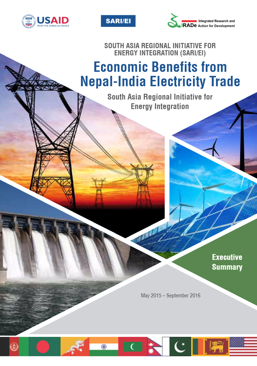 Executive-Summary-Economic-Benefits-from-Nepal-Indai-Electricity-Trade-SARI-EI-IRADe-Rajiv-4