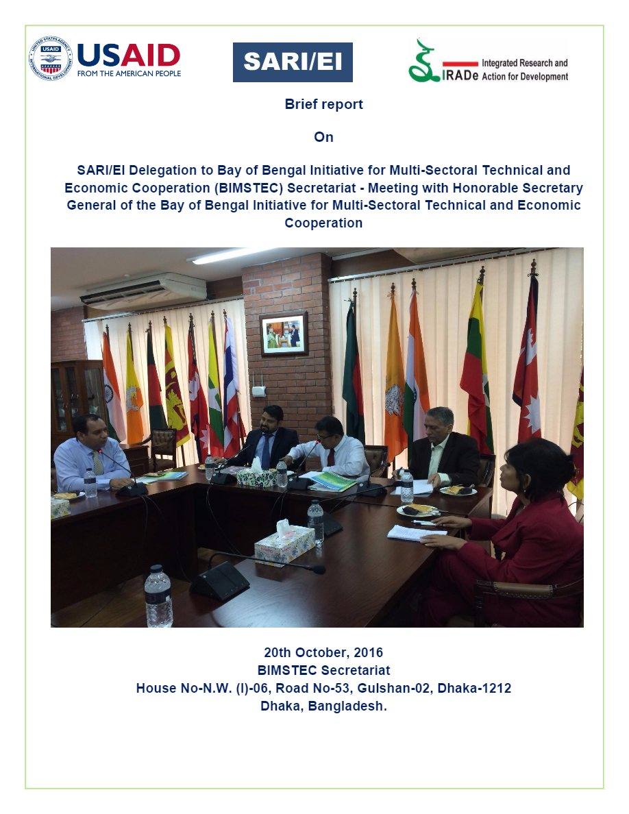 Brief-report-on-SARI-EI-Delegation-to-Bay-of-Bengal-Initiative-for-Multi-Sectoral-Technical-and-Economic-Cooperation-BIMSTEC-Secretariat