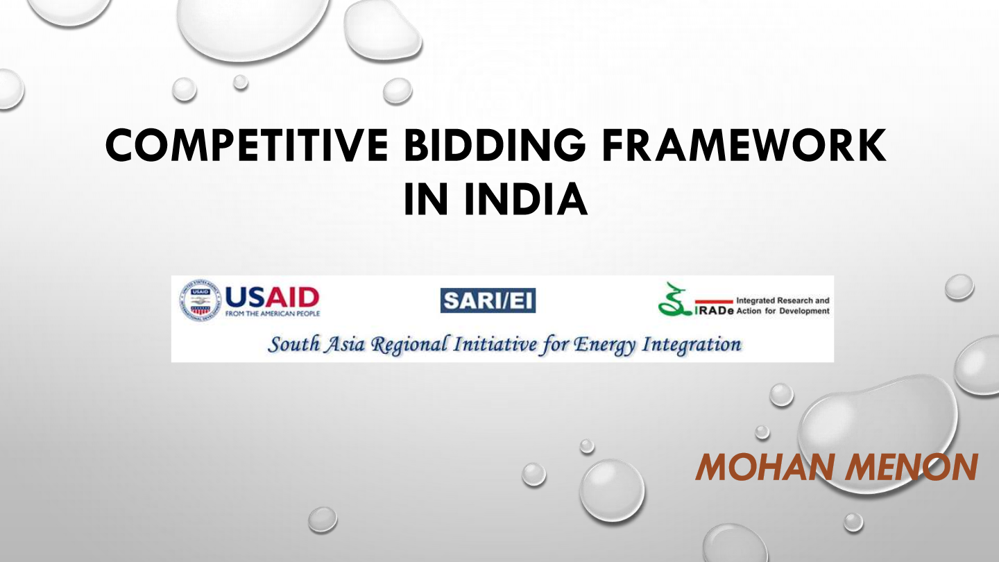 3.-21-April-2016-Competitive-Bidding-Framework-in-India
