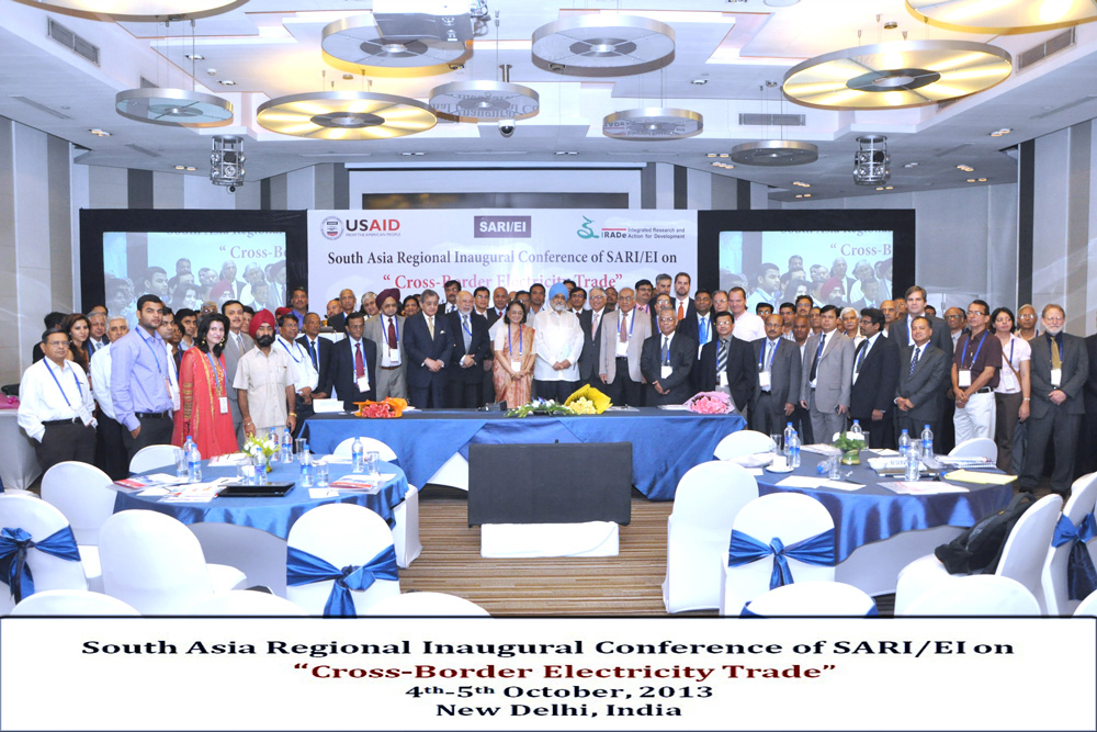 South Asia Regional Inaugural Conference of SARI/EI on CBET