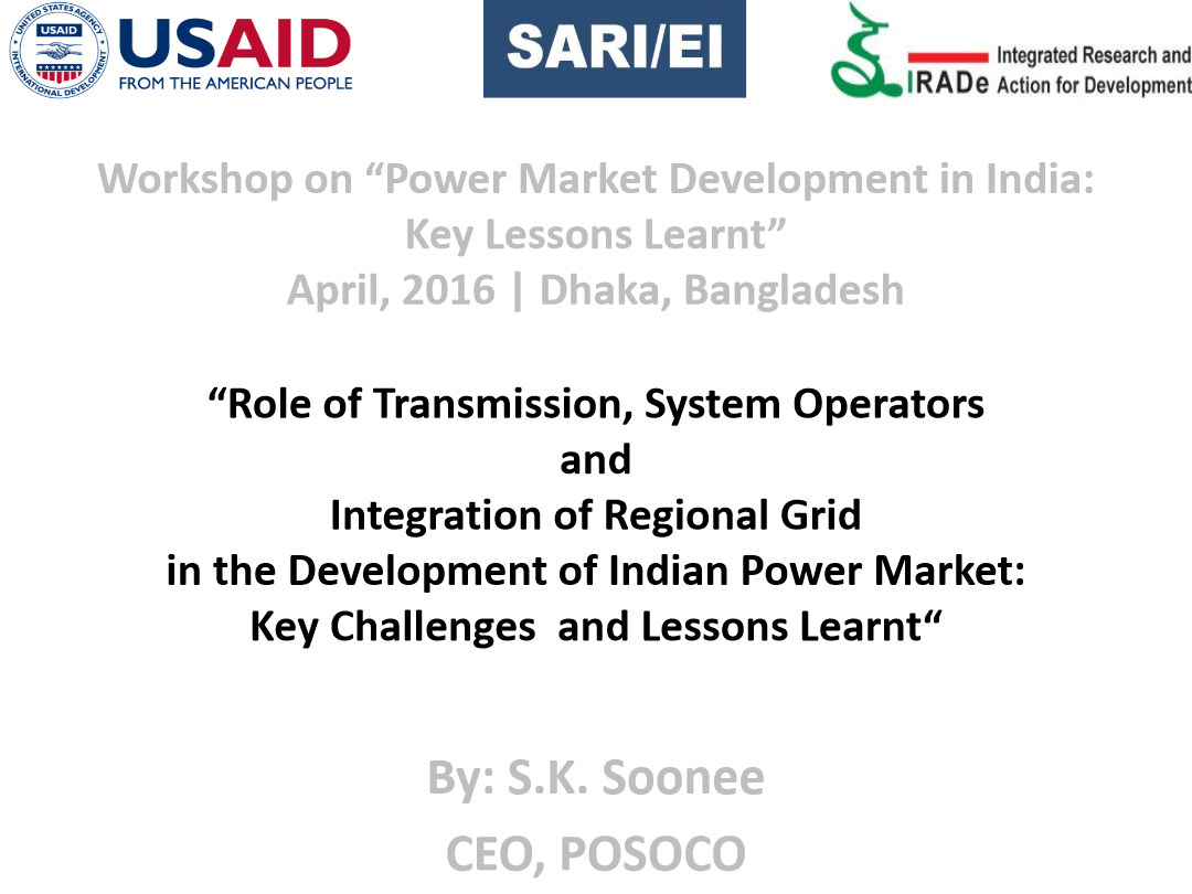 4.-SKSoonee_POSOCO_SARI_EI_Workshop_Bangladesh_21Apr2016_R1