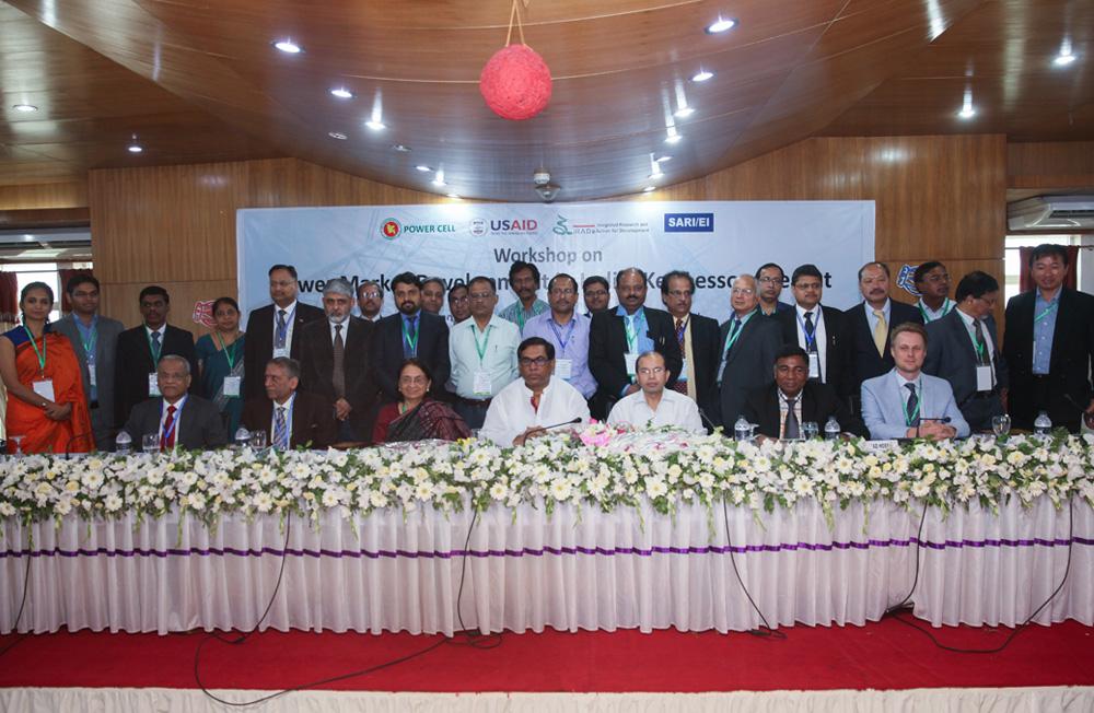 Workshop-on-Power-Markets-Development-in-India 12