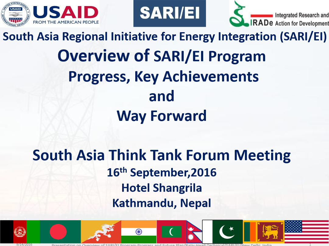 Overview-of-SAR-EI-Program-Progress-Key-Achievements-and-Way-Forward-TTF-Meting-Shangri-La-16th-September-2016-Rajiv-1