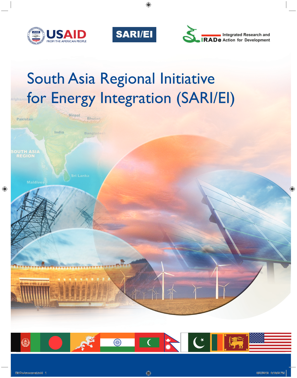 Brochure-2013-South-Asia-Regional-Initiative-for-Energy-Integeration-Rajiv