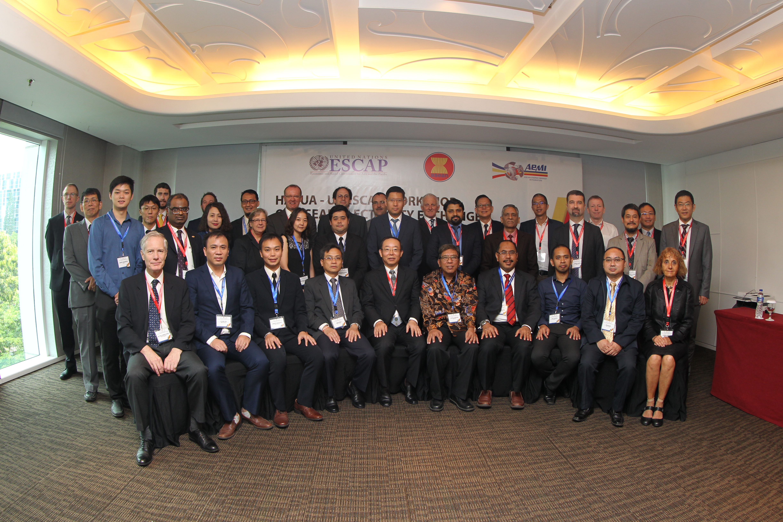 SARI/EI Participation in the HAPUA- ASEAN-UNESCAP Workshop 17-19th April'2017, Jakarta, Indonesia