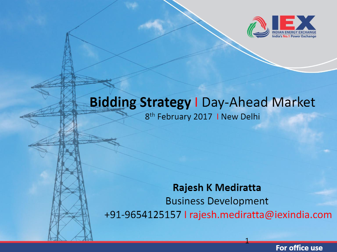 Session-7-Bidding-Strategy-for-Day-Ahead-Market-By-Rajesh-Mediratta