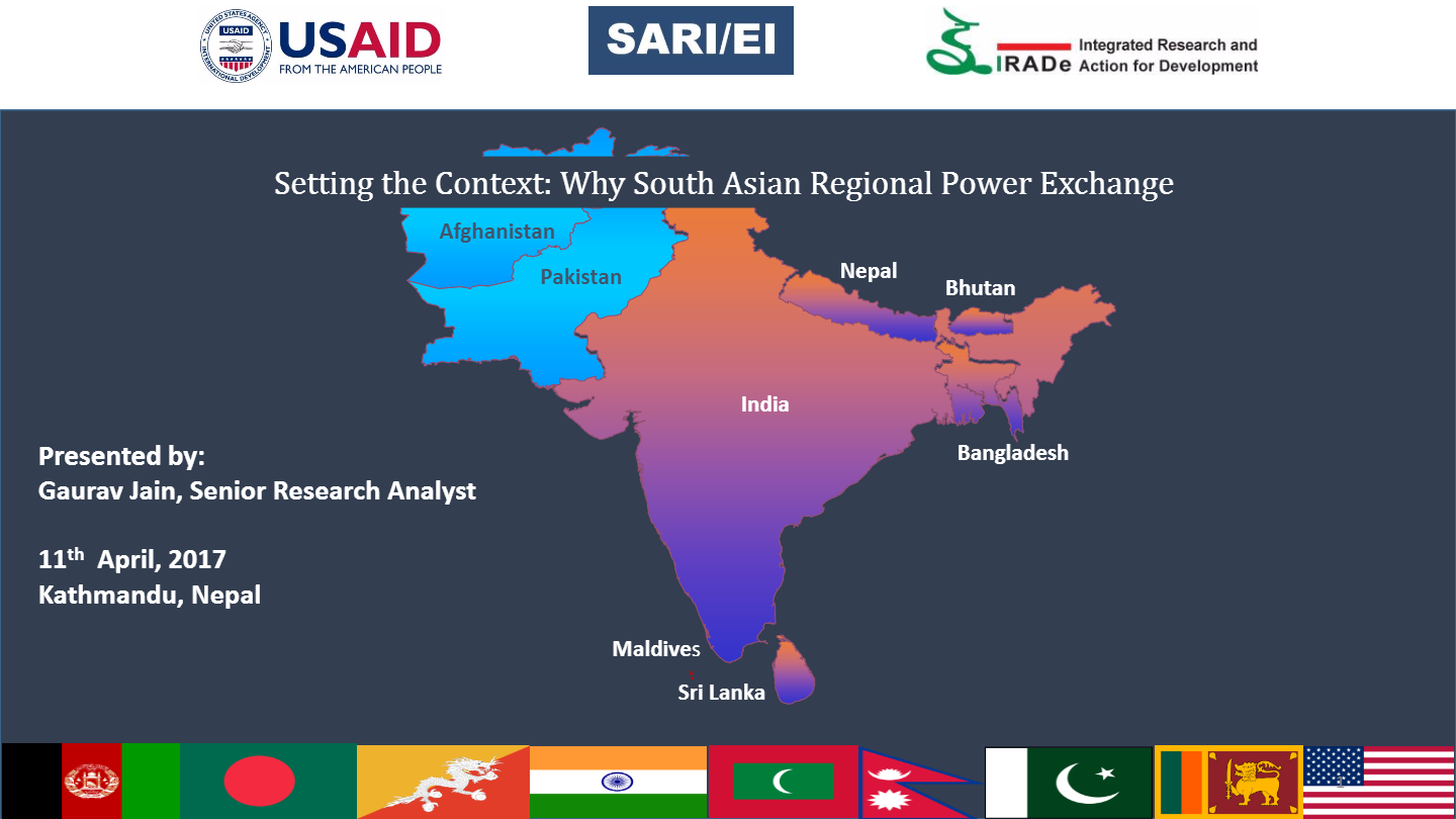 Setting-the-Context-Why-South-Asian-Regional-Power-Exchange-by-Gaurav-Jain