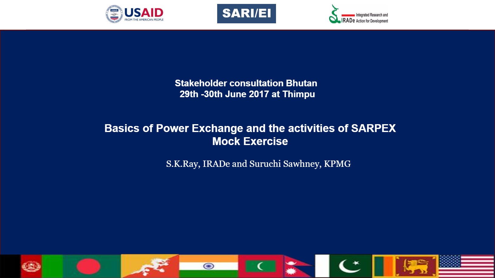 Basics-of-Power-Exchange-and-the-activities-of-SARPEX-Mock-Exercise-by-Mr.-Ray-and-Suruchi