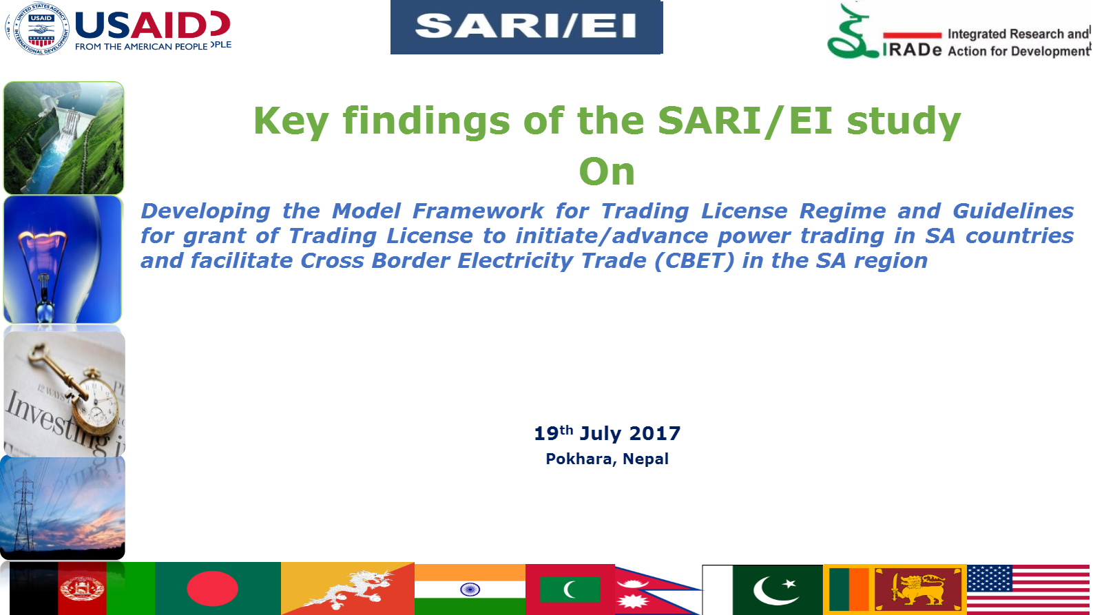 Developing-the-Model-Framework-for-Trading-License-Regime-and-Guidelines-for-grant-of-Trading-License-to-CBET-in-the-SA-region-Delloite-Rajiv-SARI-EI-IRADE-19th-July2017