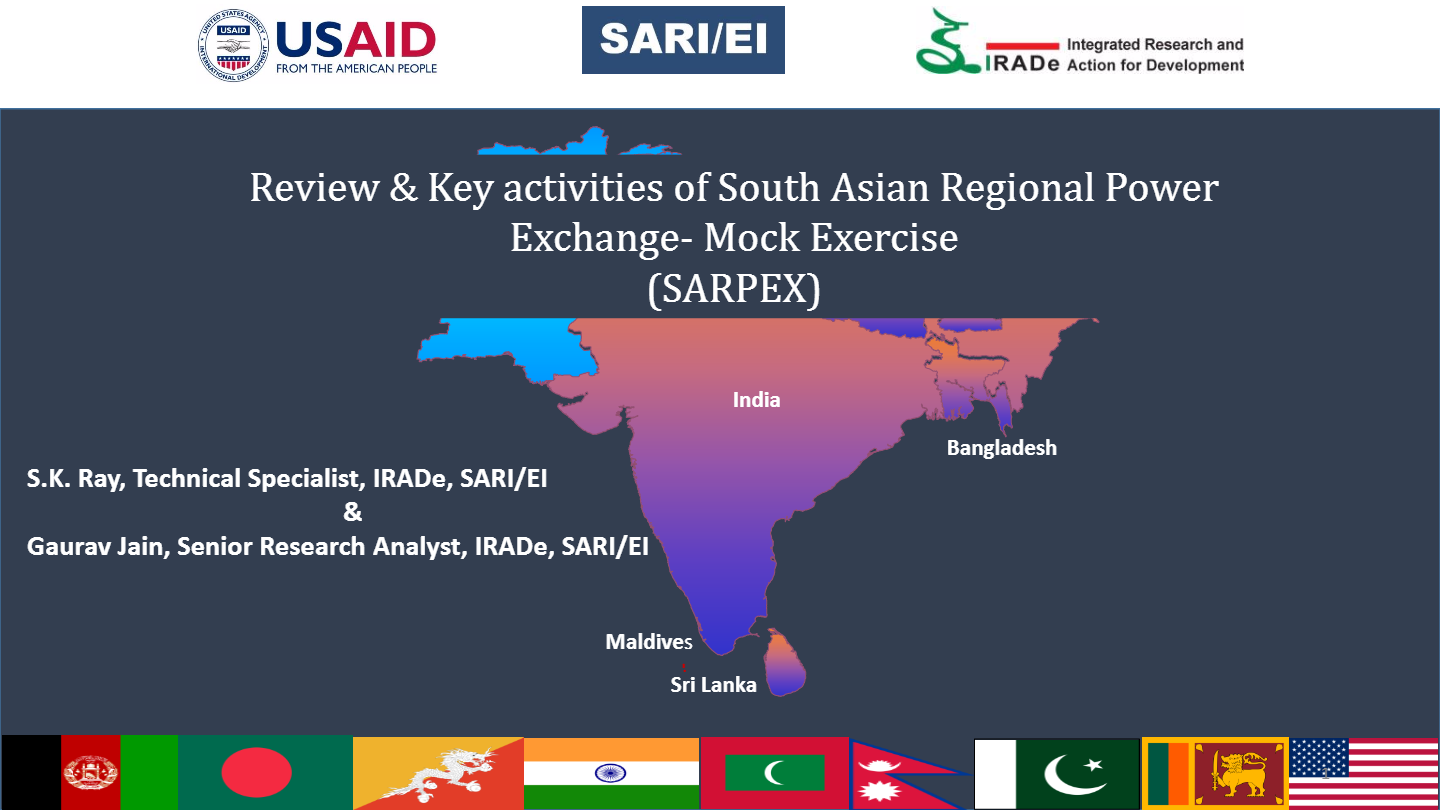 South-Asian-Regional-Power-Exchange-by-Gaurav-jain