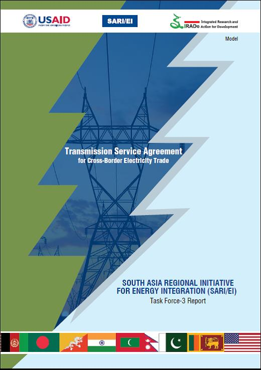 Model Transmission Service Agreement For Cross Border Electricity