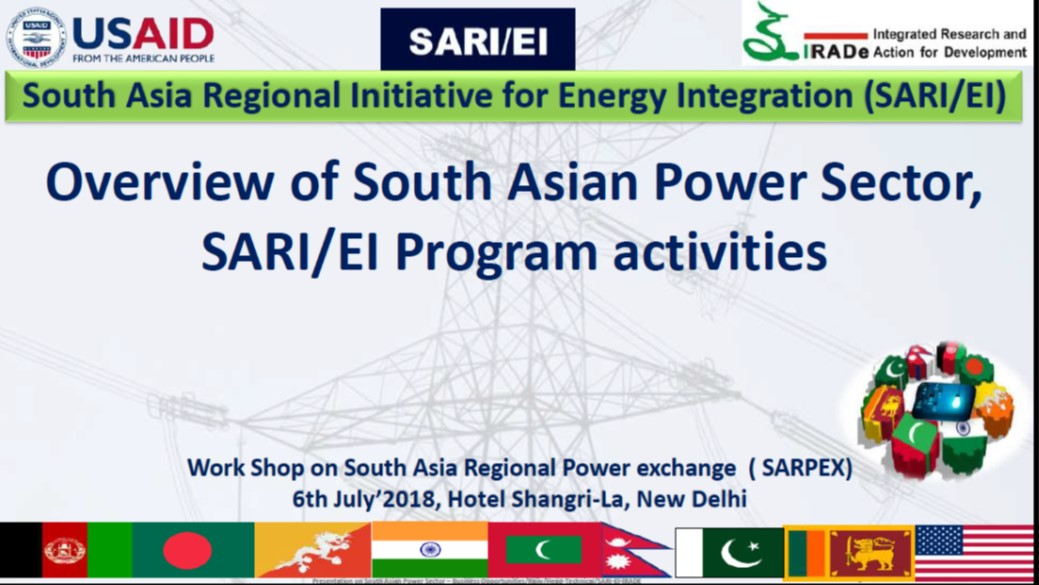 south asia and management of energy This paper presents an overview of the energy management in south asia, covering essentials of the generating capacity, energy intensity, energy markets, exploration of renewable energy resources, regional energy cooperation, energy efficient loads and power system losses minimization for the region.