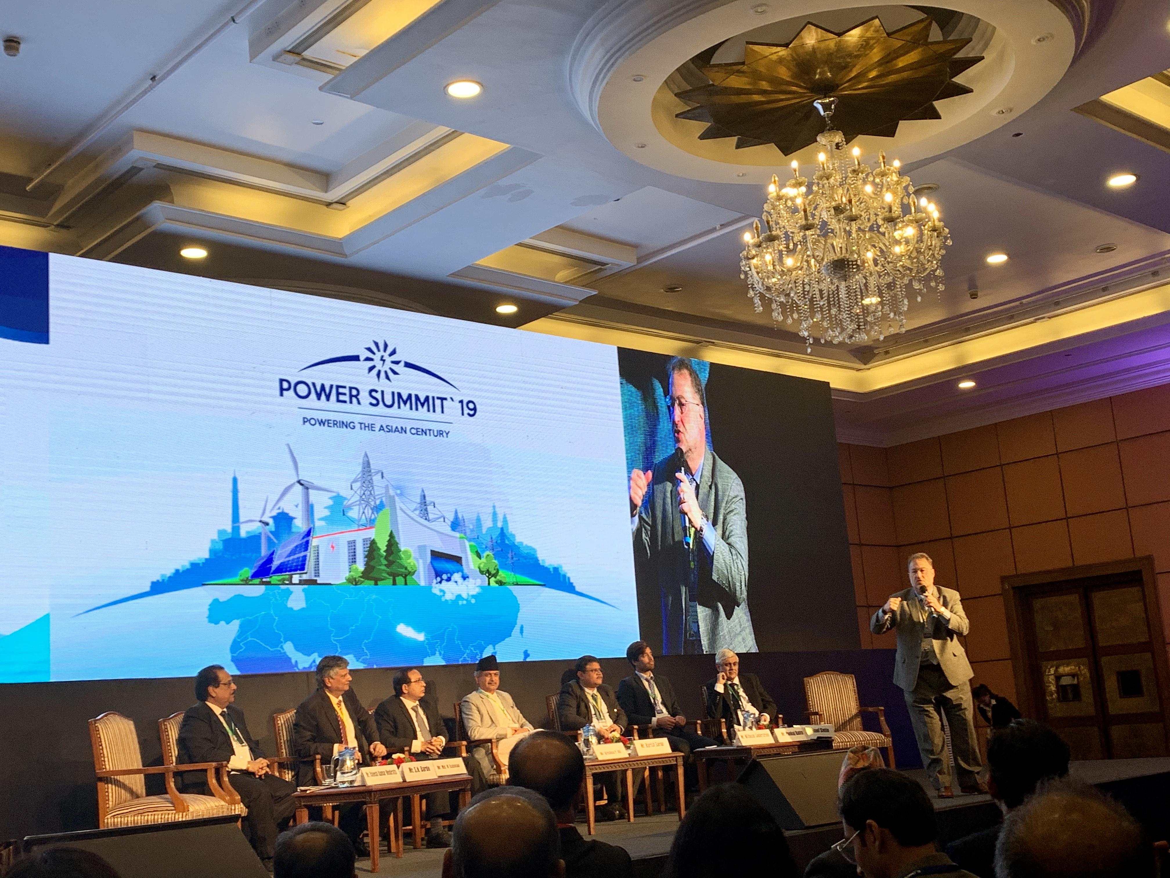 USAID' SARI/EI is Lead Sponsor at Power Summit 2019, Nepal