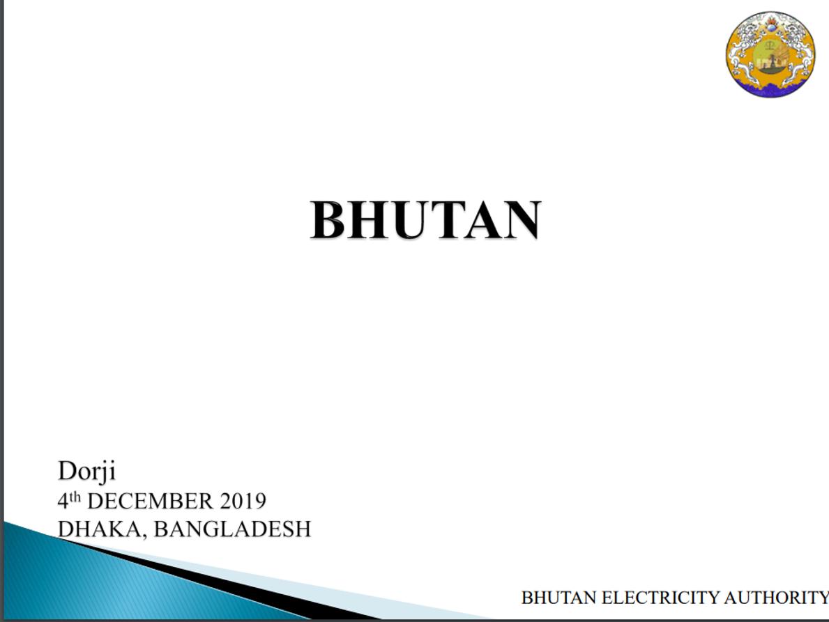 Bhutan, Dorji