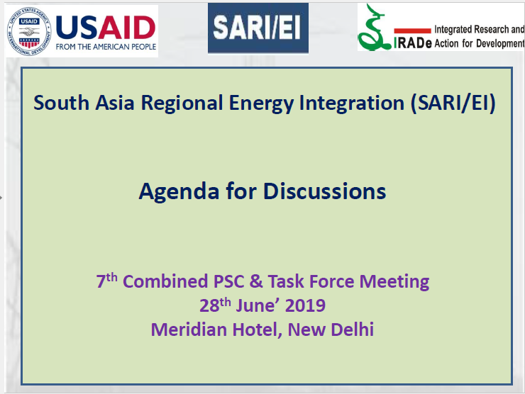 Agenda for discussion_28th June 2019