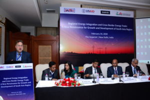 "Conference on ""Regional Energy Integration and Cross Border Energy Trade: A New Renaissance for Growth and Development of South Asia Region"