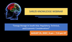 SARI/EI Knowledge Webinar